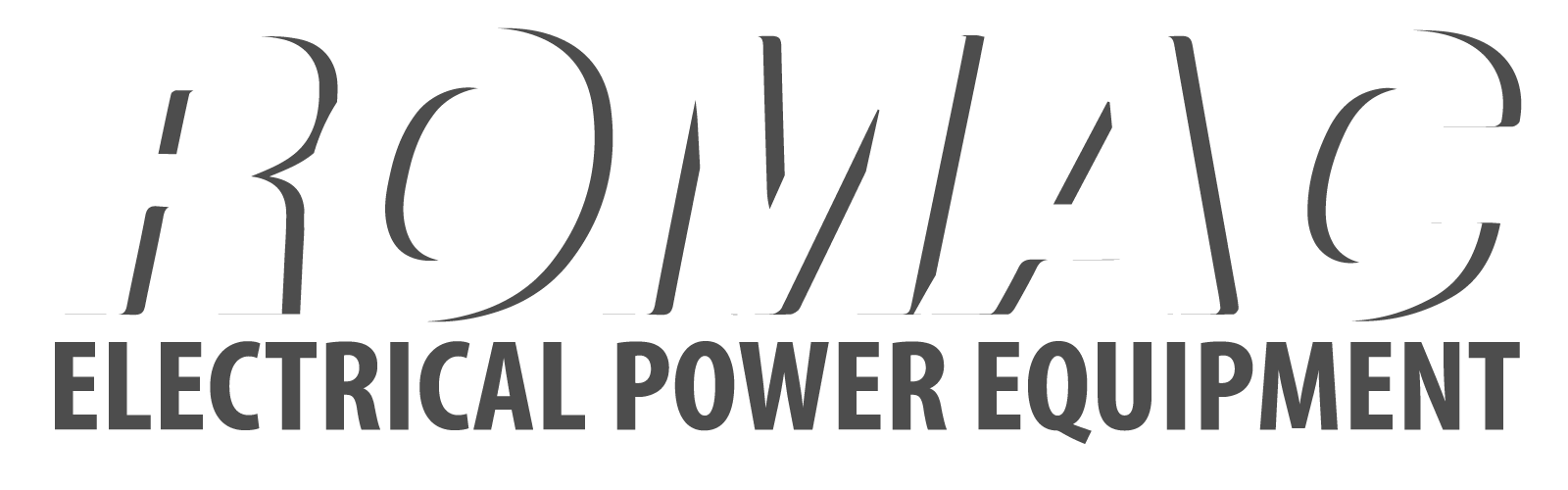 ROMAC Electrical Power Equipment LOGO